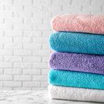 オリジナルタオルは小ロットで注文できると個性的なデザインになります!
